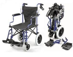 Rollstuhl - Leichte - Deluxe - Klappreise
